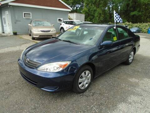 2004 Toyota Camry for sale at Taunton Auto & Truck Sales in Taunton MA