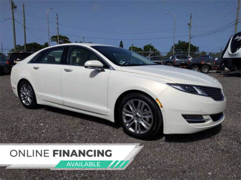 2013 Lincoln MKZ Hybrid for sale at Car Spot Of Central Florida in Melbourne FL