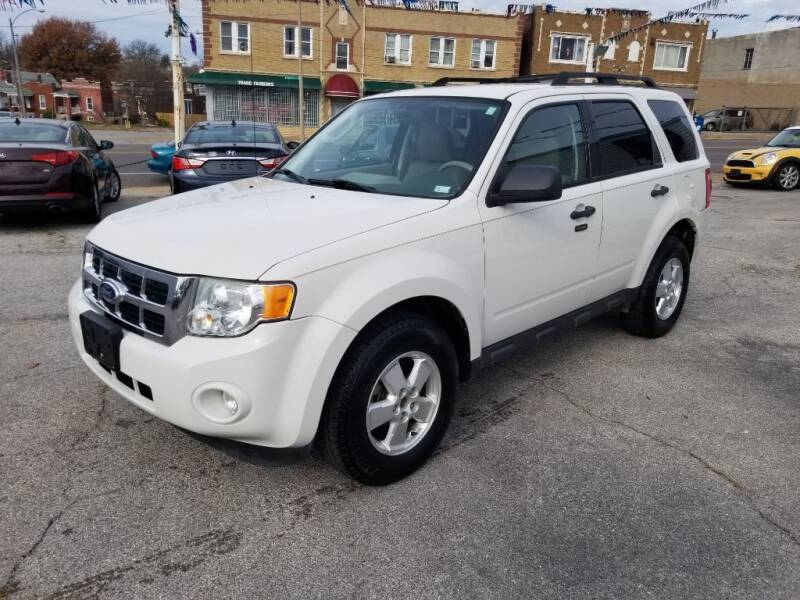 2010 Ford Escape for sale at StarsNStripes Auto in Saint Louis MO