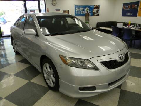 2008 Toyota Camry for sale at Lindenwood Auto Center in St.Louis MO