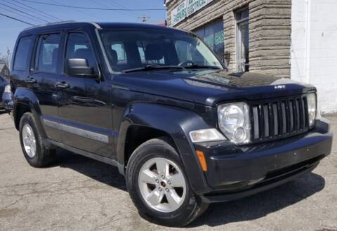 2011 Jeep Liberty for sale at Nile Auto in Columbus OH
