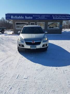 2008 Saturn Outlook for sale at Reliable Auto in Cannon Falls MN