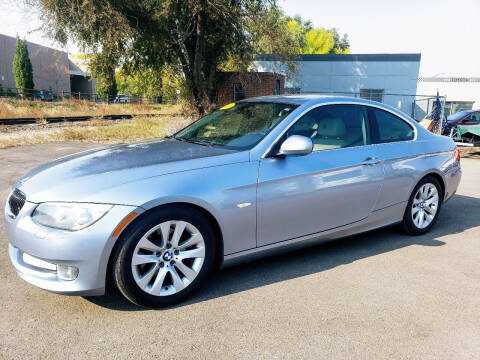 2011 BMW 3 Series for sale at J & M PRECISION AUTOMOTIVE, INC in Fort Collins CO