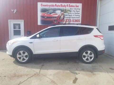 2013 Ford Escape for sale at Countryside Auto Body & Sales, Inc in Gary SD