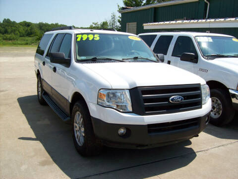 2012 Ford Expedition EL for sale at Summit Auto Inc in Waterford PA