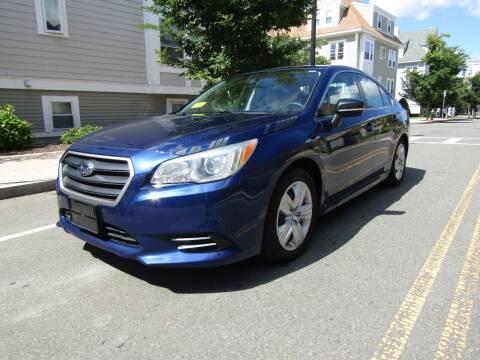 2015 Subaru Legacy for sale at Boston Auto Sales in Brighton MA