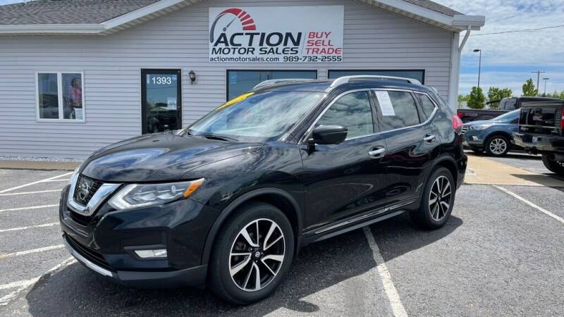 2017 Nissan Rogue for sale at Action Motor Sales in Gaylord MI
