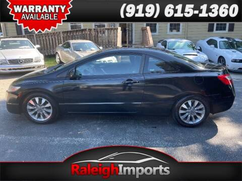 2009 Honda Civic for sale at Raleigh Imports in Raleigh NC
