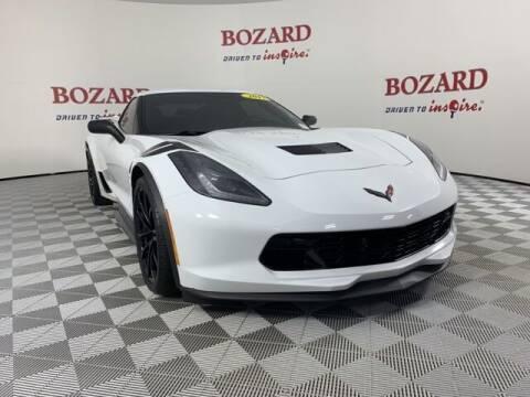 2017 Chevrolet Corvette for sale at BOZARD FORD in Saint Augustine FL