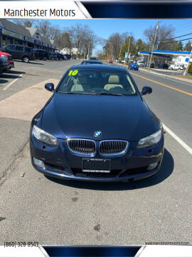 2010 BMW 3 Series for sale at Manchester Motors in Manchester CT