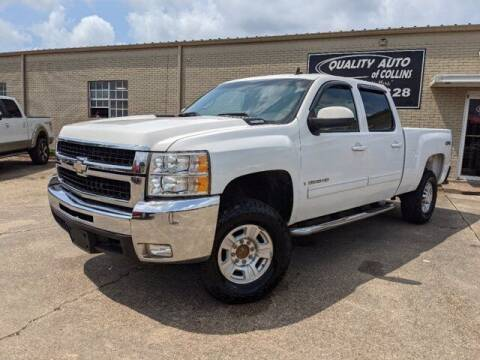 2009 Chevrolet Silverado 2500HD for sale at Quality Auto of Collins in Collins MS