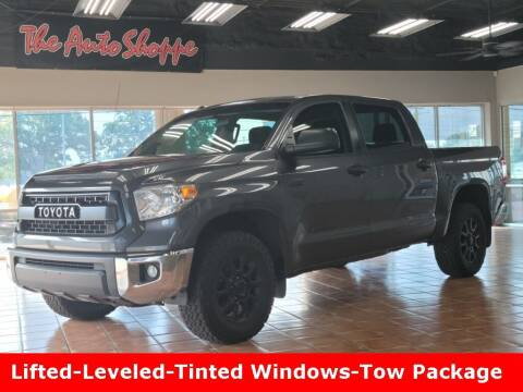 2016 Toyota Tundra for sale at The Auto Shoppe in Springfield MO