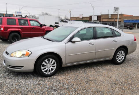 2007 Chevrolet Impala for sale at REAM AUTO SALES in Enid OK