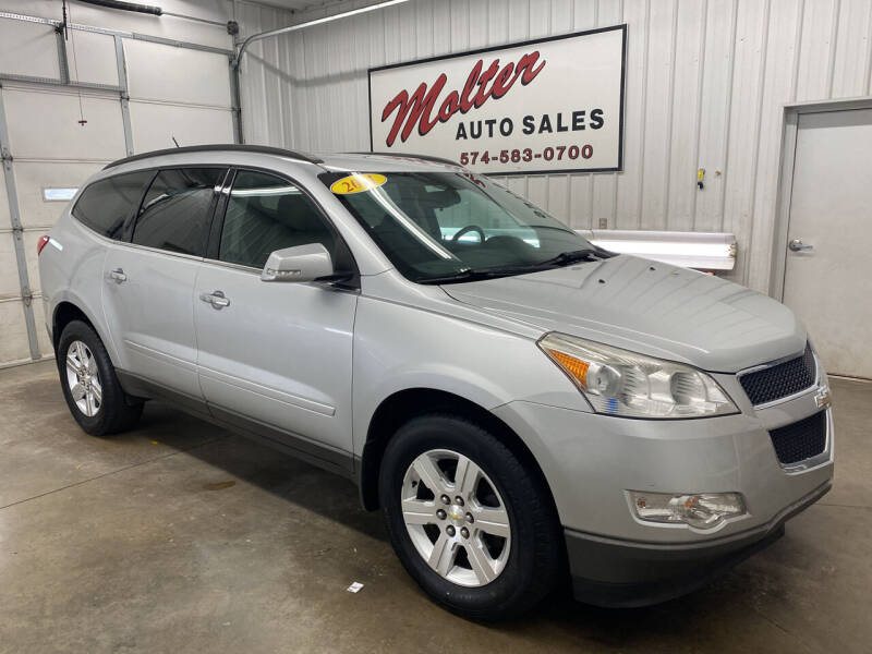 2011 Chevrolet Traverse for sale at MOLTER AUTO SALES in Monticello IN