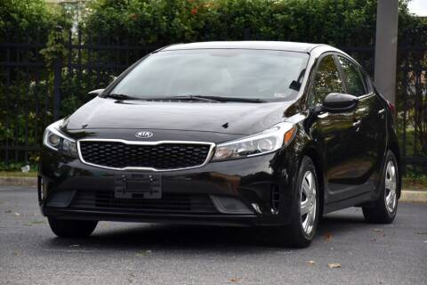 2017 Kia Forte for sale at Wheel Deal Auto Sales LLC in Norfolk VA
