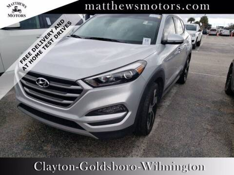 2018 Hyundai Tucson for sale at Auto Finance of Raleigh in Raleigh NC