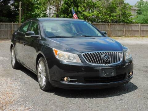 2013 Buick LaCrosse for sale at Prize Auto in Alexandria VA