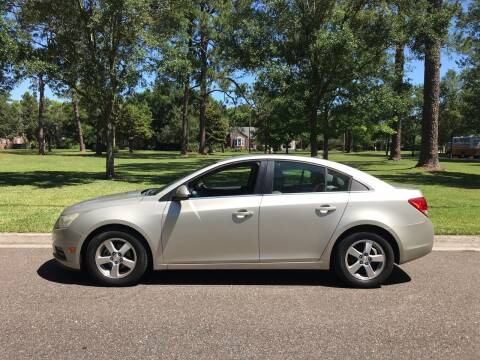 2013 Chevrolet Cruze for sale at Import Auto Brokers Inc in Jacksonville FL