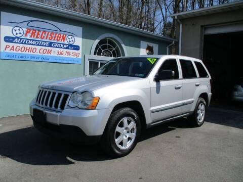 2008 Jeep Grand Cherokee for sale at Precision Automotive Group in Youngstown OH