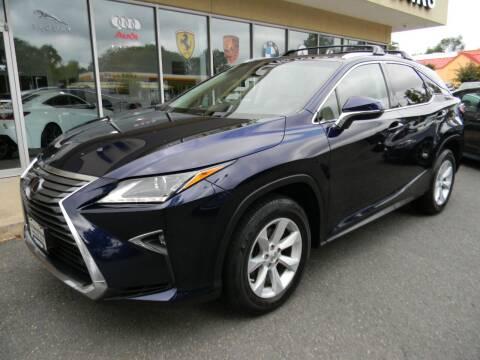 2017 Lexus RX 350 for sale at Platinum Motorcars in Warrenton VA