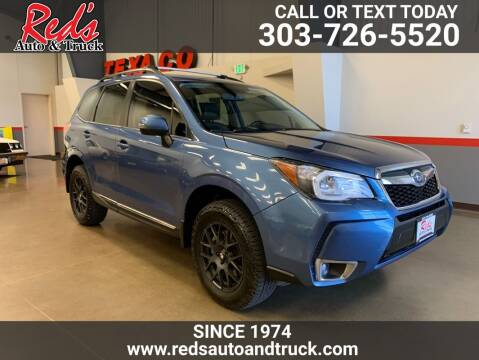 2015 Subaru Forester for sale at Red's Auto and Truck in Longmont CO