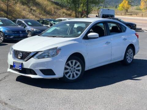 2018 Nissan Sentra for sale at Lakeside Auto Brokers in Colorado Springs CO