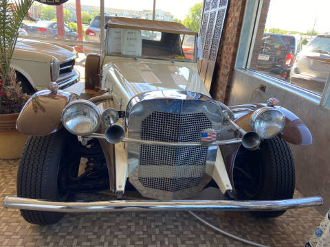 1929 Mercedes-Benz ssk for sale at Northtown Auto Sales in Spring Lake MN