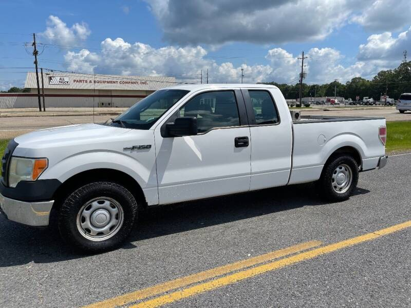 2011 Ford F-150 for sale at Double K Auto Sales in Baton Rouge LA