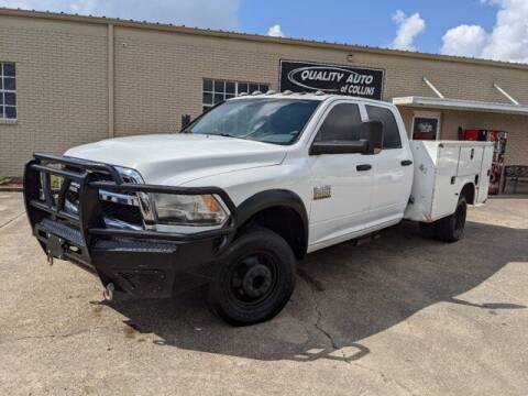 2015 RAM Ram Chassis 3500 for sale at Quality Auto of Collins in Collins MS