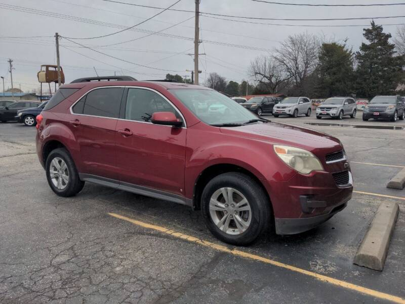 2010 Chevrolet Equinox for sale at Towell & Sons Auto Sales in Manila AR