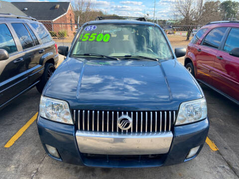 2005 Mercury Mariner for sale at Mc Grady Motor Co in Fayetteville NC