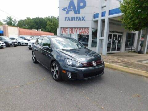 2011 Volkswagen GTI for sale at AP Fairfax in Fairfax VA
