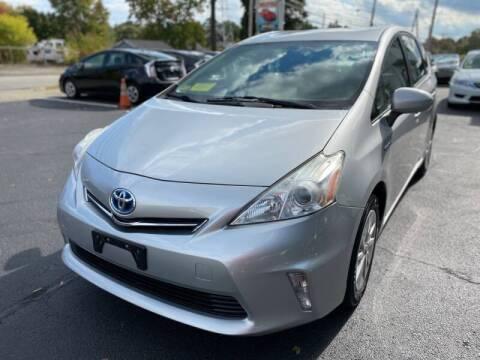 2013 Toyota Prius v for sale at 1A Auto Sales in Walpole MA