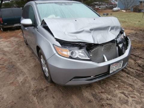 2016 Honda Odyssey for sale at CousineauCrashed.com in Weston WI