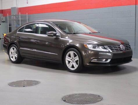 2013 Volkswagen CC for sale at CU Carfinders in Norcross GA