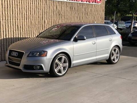 2011 Audi A3 for sale at AUTOLOGIC in San Diego CA