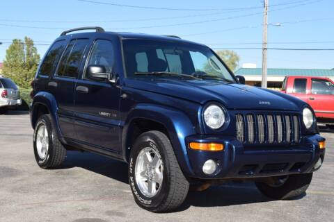 2002 Jeep Liberty for sale at NEW 2 YOU AUTO SALES LLC in Waukesha WI