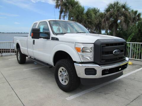 2015 Ford F-250 Super Duty for sale at Best Deal Auto Sales in Melbourne FL