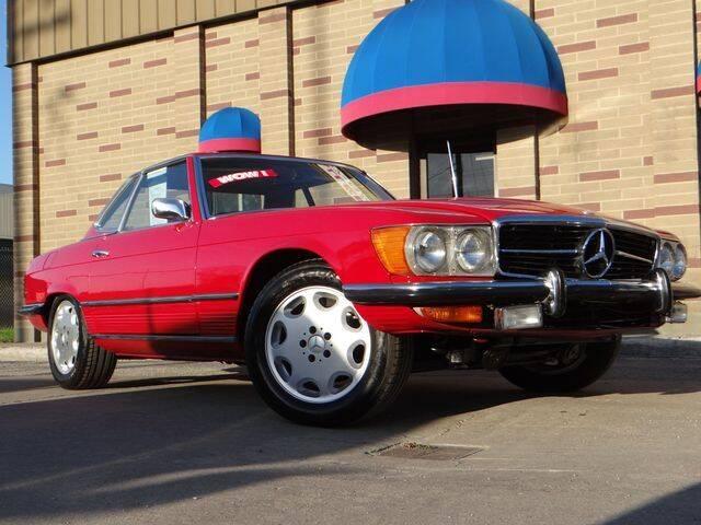 1973 Mercedes-Benz SL-Class for sale in Olathe, KS