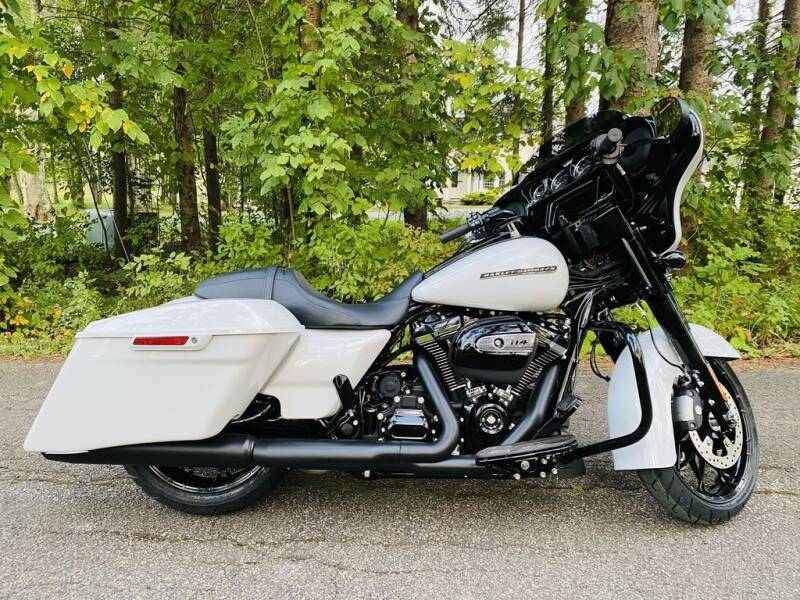 2020 Harley-Davidson® FLHXS - Street Glide® Spe for sale at Street Track n Trail in Conneaut Lake PA