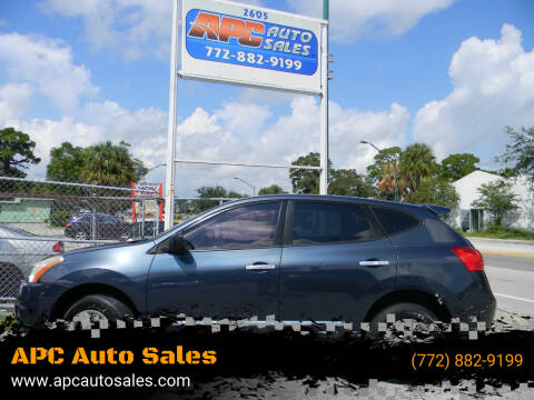 2013 Nissan Rogue for sale at APC Auto Sales in Fort Pierce FL