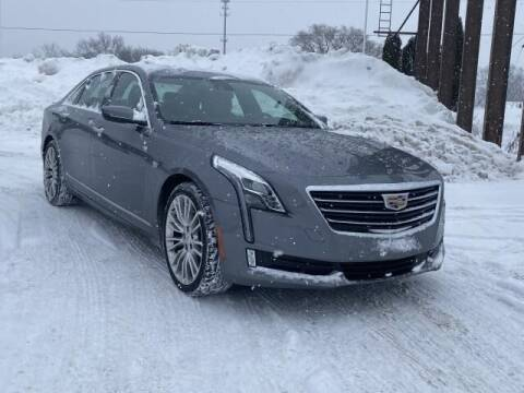 2018 Cadillac CT6 for sale at Betten Baker Preowned Center in Twin Lake MI