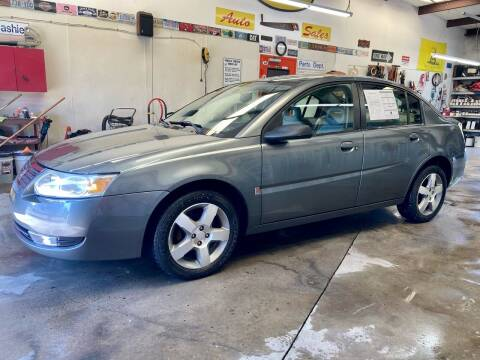 2006 Saturn Ion for sale at Vanns Auto Sales in Goldsboro NC