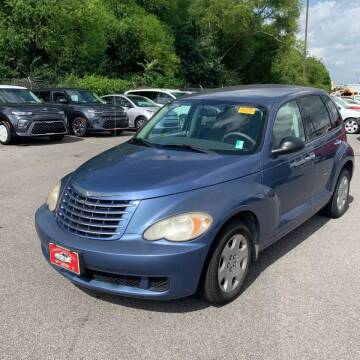 2007 Chrysler PT Cruiser for sale at Auto Titan - BUY HERE PAY HERE in Knoxville TN