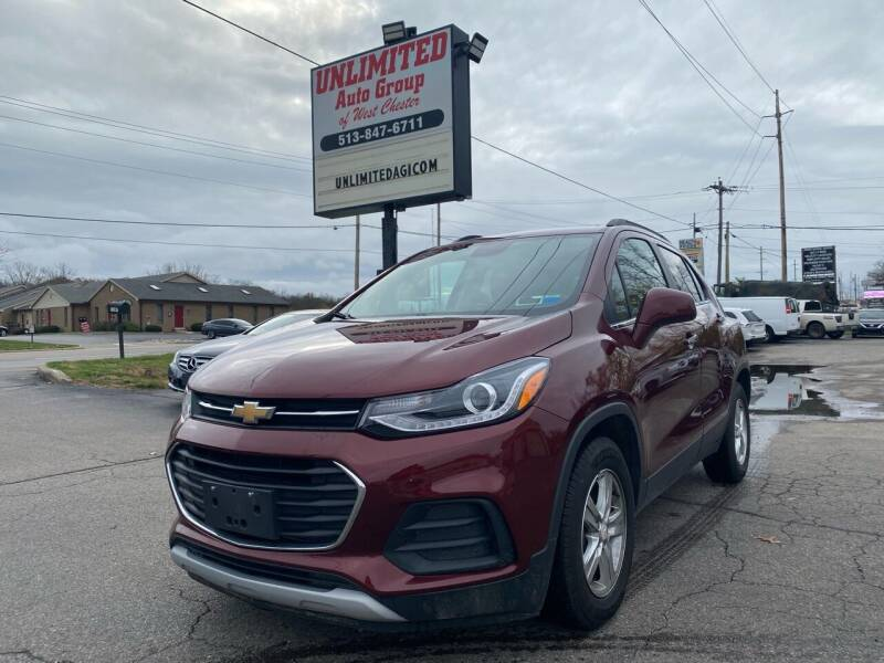 2017 Chevrolet Trax for sale at Unlimited Auto Group in West Chester OH