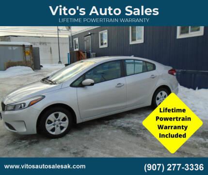 2018 Kia Forte for sale at Vito's Auto Sales in Anchorage AK