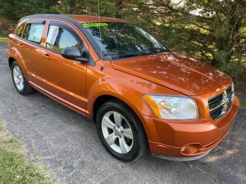 2011 Dodge Caliber for sale at Kansas Car Finder in Valley Falls KS