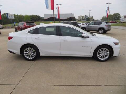 2017 Chevrolet Malibu for sale at DICK BROOKS PRE-OWNED in Lyman SC