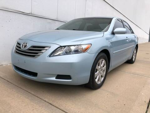 2009 Toyota Camry Hybrid for sale at WALDO MOTORS in Kansas City MO