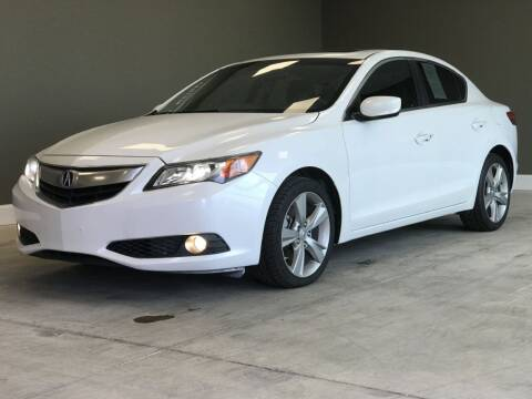 2015 Acura ILX for sale at Unix Auto Trade in Sleepy Hollow IL